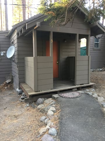 North Tahoe's Kings Beach Cabin 3