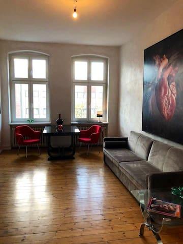 Artist Studio near Potsdamer Platz