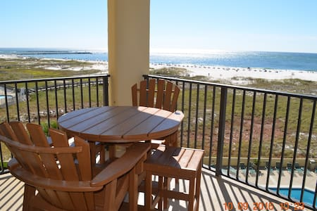 Great View of Beach and Pool!!! - Orange Beach - Condomínio