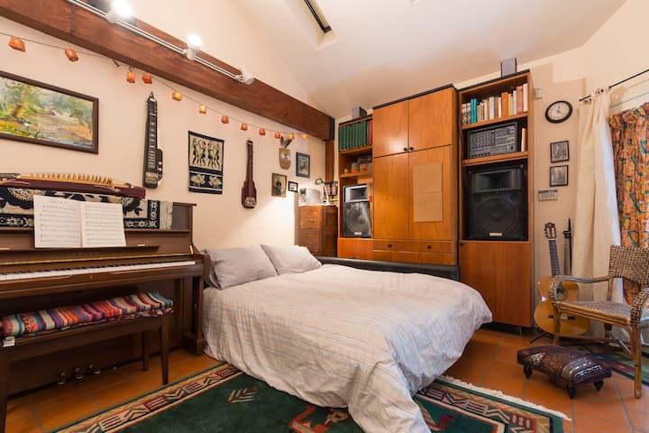 Guest House/Music Studio