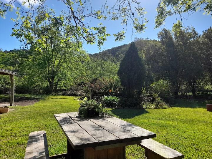 Tranquil Farm Getaway- Quality family time