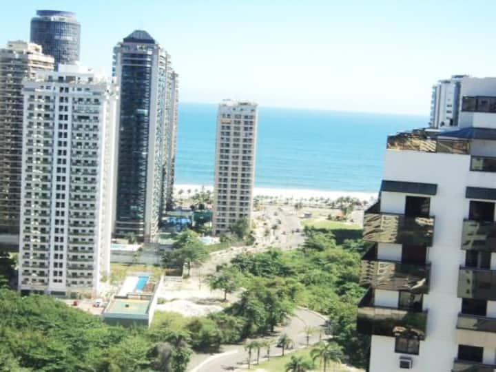 Barra da Tijuca - RJ  Apartamento Vista Mar !!!