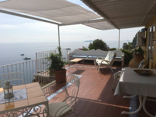 The BEST PLACE in Positano!! #6 - Positano - Apartament
