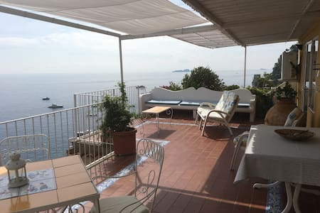 The BEST PLACE in Positano!! #6 - Positano - Wohnung