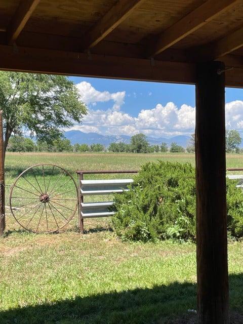 Dos Puertas at the Double Z Bar Ranch