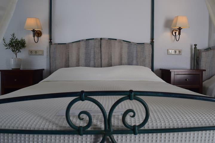 Aegialis Superior Classic Double Room