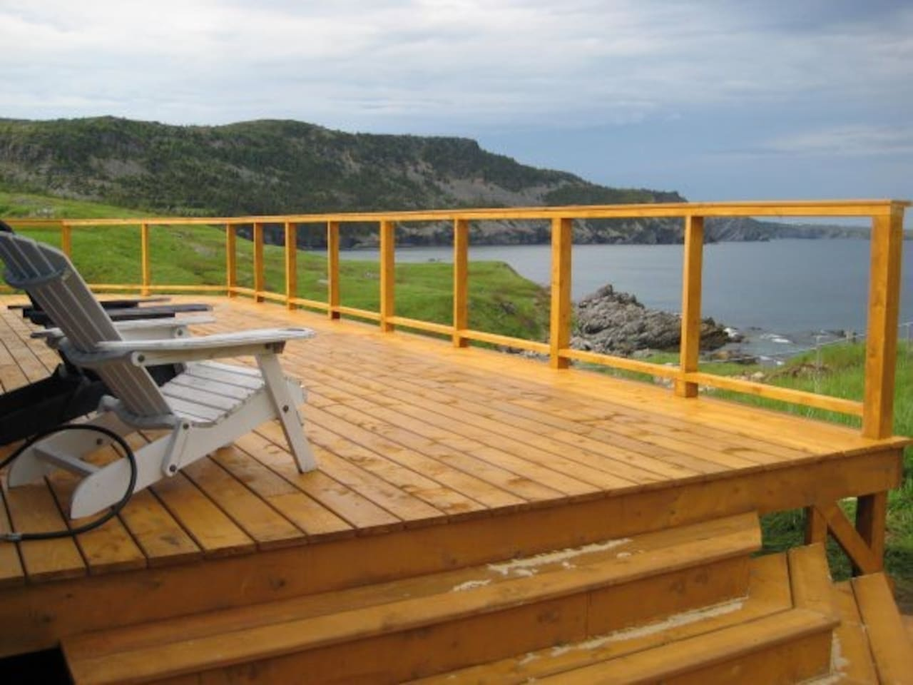 Perry's Cove Deck