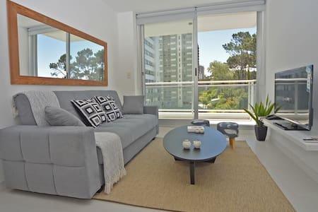 Moderno, súper completo. - Apartment