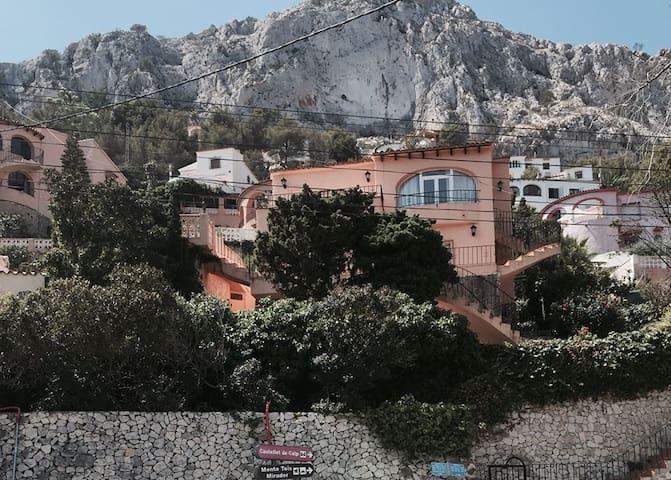 Lovely villa swimming pool and wifi - Calpe - Villa