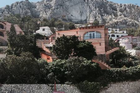 Lovely villa swimming pool and wifi - Calpe - Villa