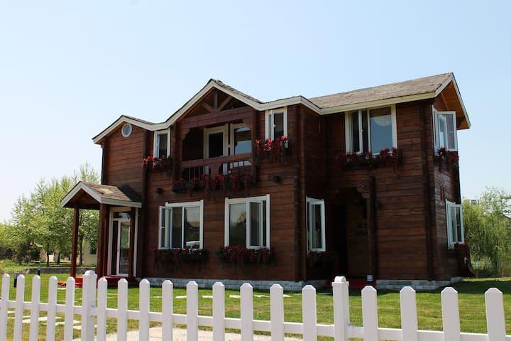 骑士山房木屋