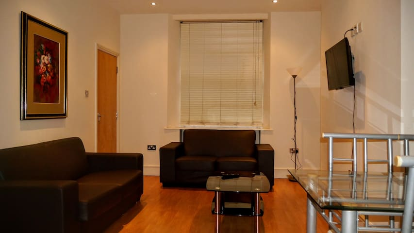 Basic Budget Flat near Hyde Park & Marble Arch - London