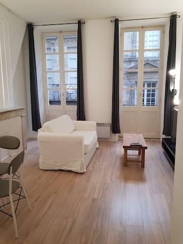 Bordeaux Saint Pierre, T1 emplacement idéal