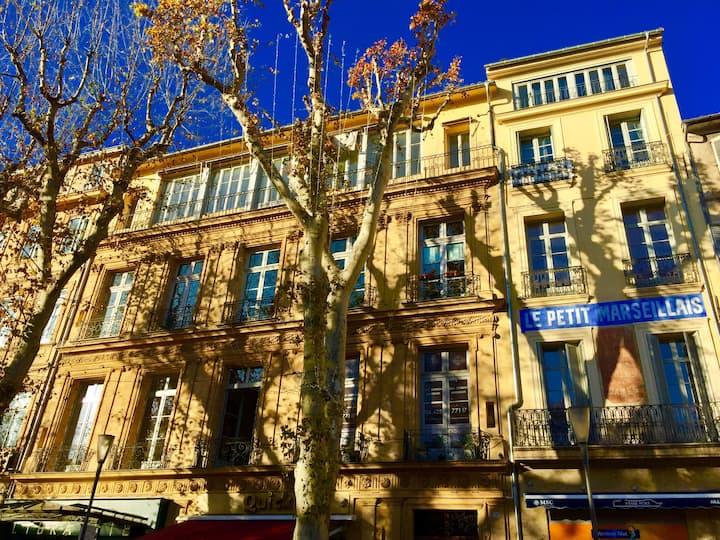 Les Suites du Cours / Maxi Suite & Spa