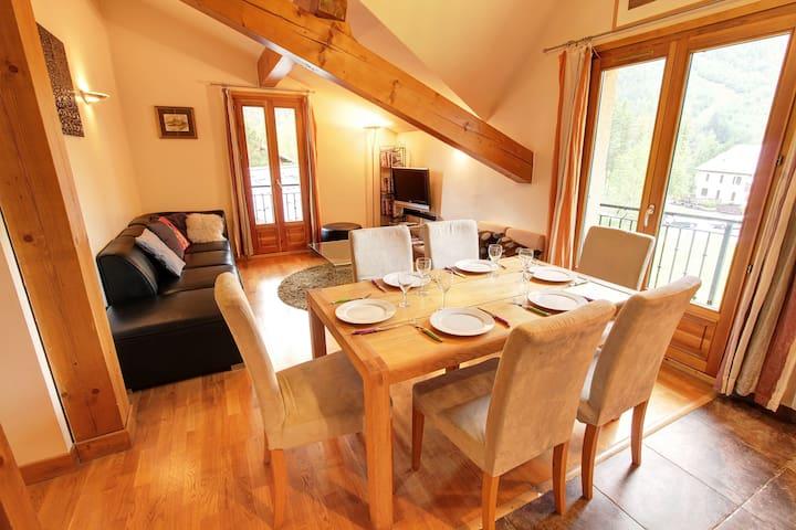 Stac Pollaidh stylish apartment - Chamonix-Mont-Blanc - Apartment