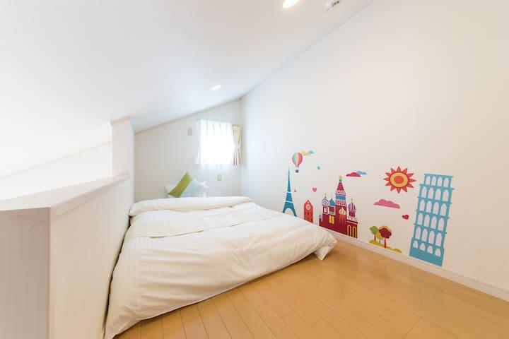 Children's favorite attic/孩子們最愛的閣樓