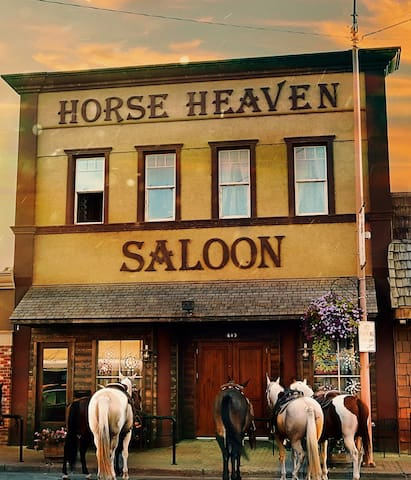 Horse Heaven Saloon and Parlour