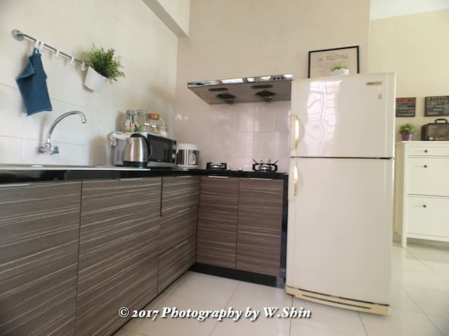 Wet & Dry Kitchen