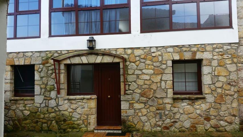CHALET ADOSADO EN SAN ROQUE DEL ACEBAL - Llanes - Townhouse