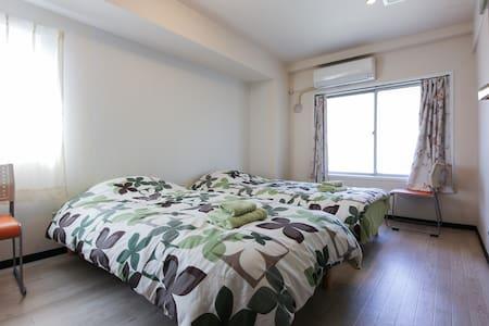 8min to Ikebukuro and free WIFI! - Kita - Apartment