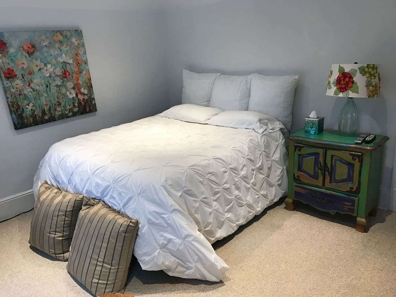Lovely Private Room  38 min from Manhattan