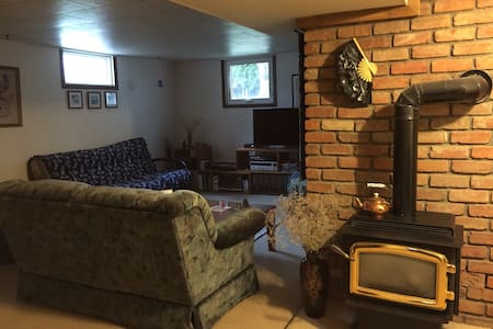 Comfy 1 BR Home away from home. - Kamloops - Lejlighed