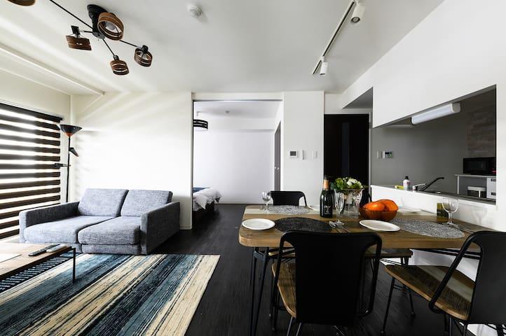 Comfortable and clean living room 快適で清潔なリビングルーム☆