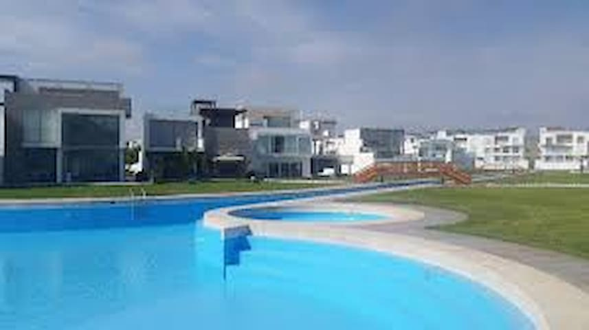 ASIA Full Dpto. Vista al mar, playa, piscinas... - Asia - อพาร์ทเมนท์