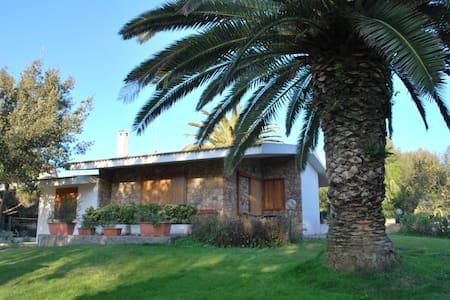 Villa con giardino privato in Resid - Rena Majore