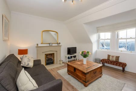 Goose Green View - spacious apartment - Gullane