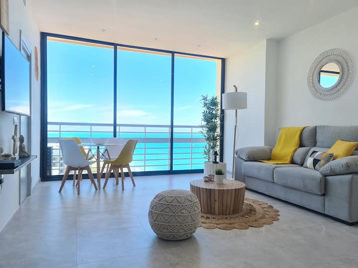 Mar Infinito. Apartment with dream views