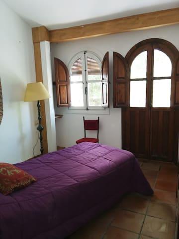 Habitación, preciosa casa, Monachil, Sierra nevada