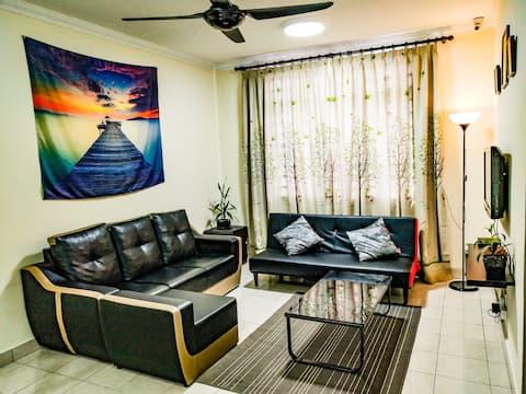 Koko Homestay 可可民宿 [Cosy Apartment @Kota Kinabalu]