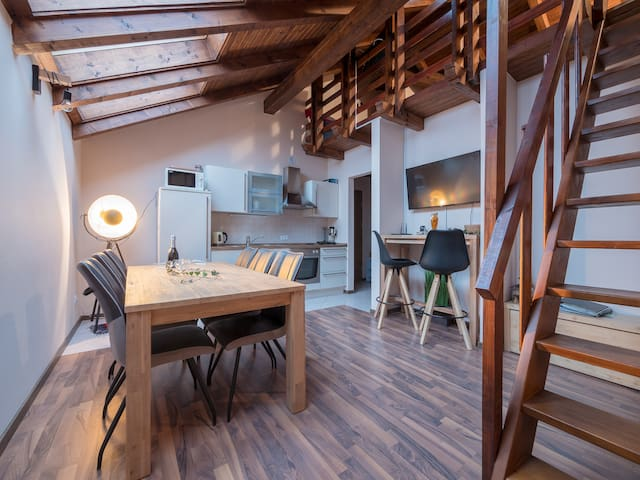 Vila Bovec Sky apartment