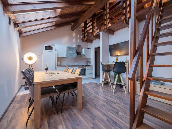 Vila Bovec Sky apartment