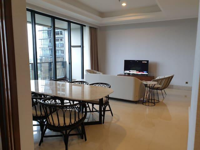 Simplicity Elegant 4bedrooms in SCBD