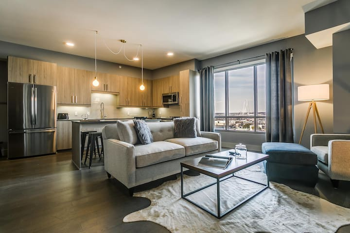 Awesome 1BR/1BA in Uptown Dallas