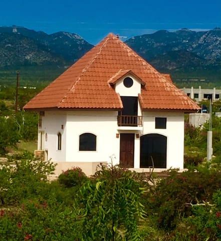 Casa Pajarera (The Birdhouse) - El Sargento - 獨棟