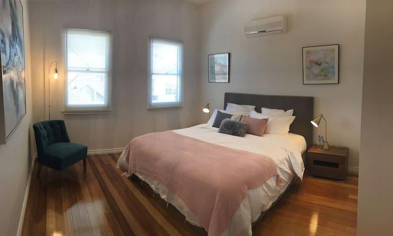 Melbourne City Edge Living - Richmond - Richmond - Hus