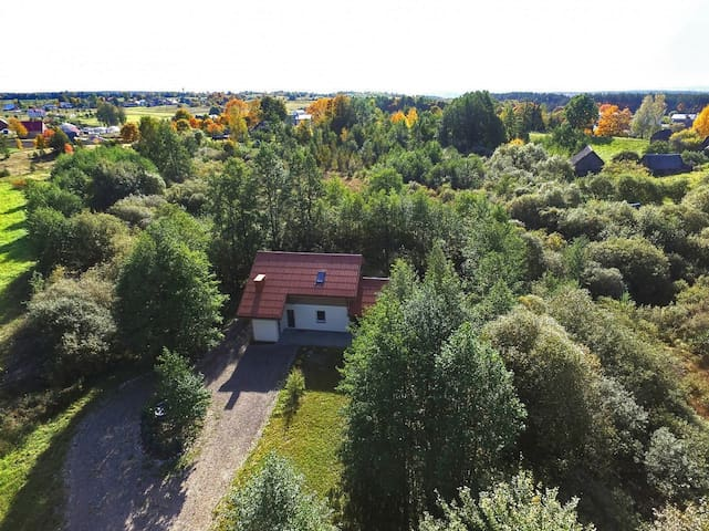 Super cozy private new villa just outside the city - Vilnius District Municipality - House