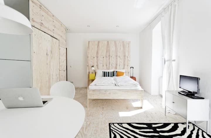 studio apartment #Wohnung Linz Kurzzeitmiete