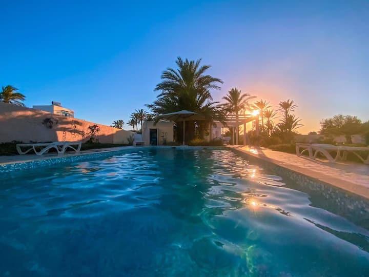 maison s2 acces piscine