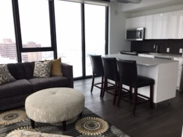 FURNISHED EXECUTIVE CONDO (2 BR) 19th Floor