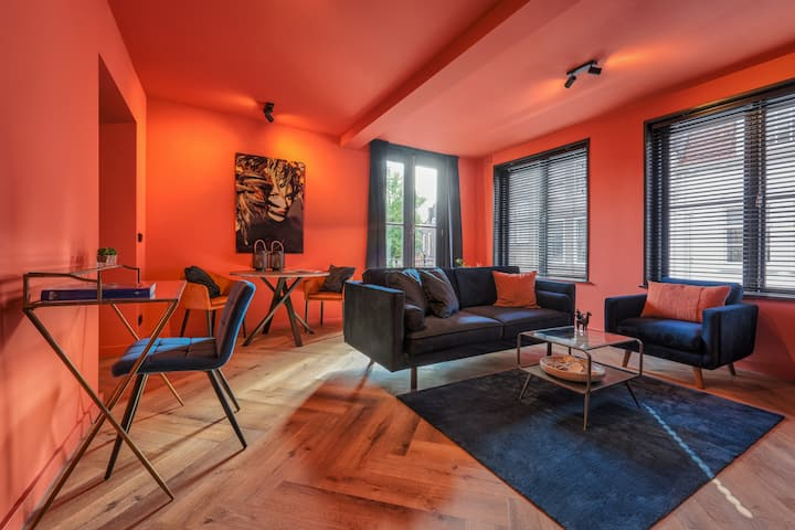 Apartment Naranja of Boutiquehotel The Roosevelt