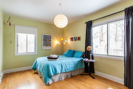 Comfortable room in the West of Montreal - Pointe-Claire - Maison