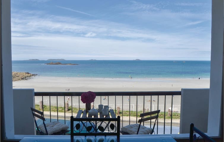 Holiday apartment with 1 bedroom on 35m² in Perros Guirec