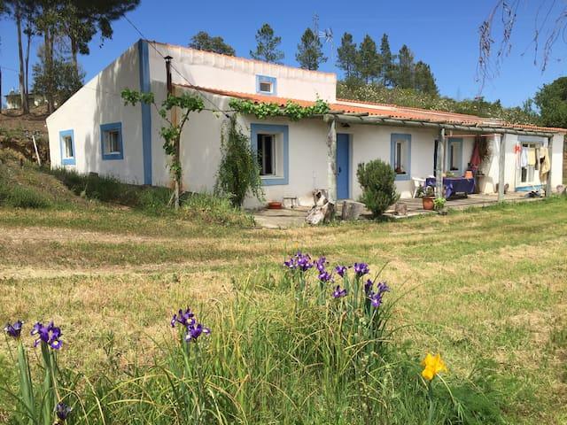 A casa do Alberto - São Marcos da Serra - Casa de vacaciones