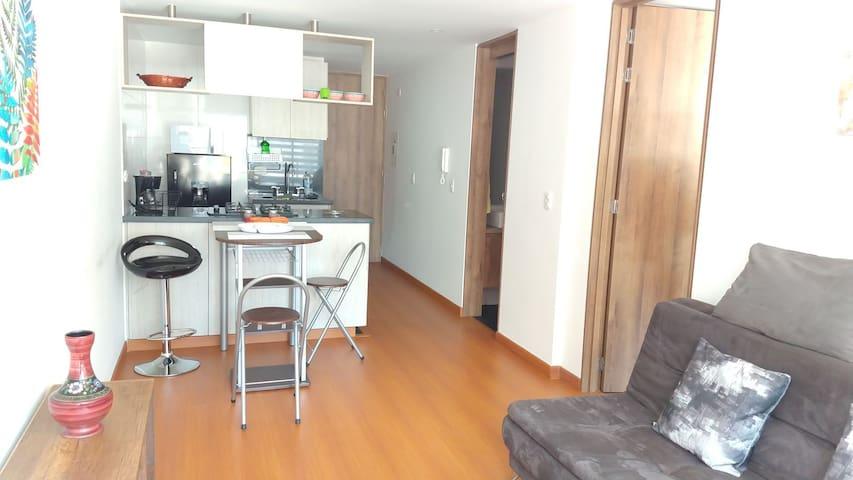 Apartamento Usaquén Bogotá, vive la experiencia
