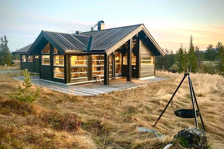 Ideal Nordic Mountain Esc. w/Sauna&Kids Play Loft