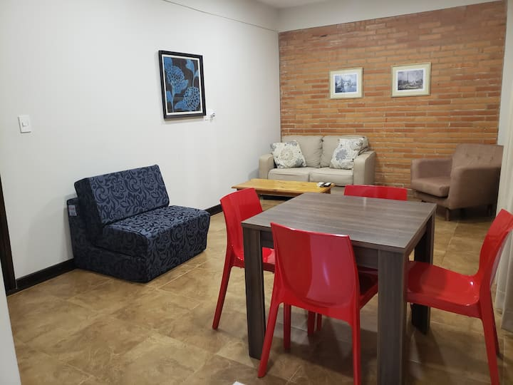 Dpto en Apart Hotel Barrio Mburucuya